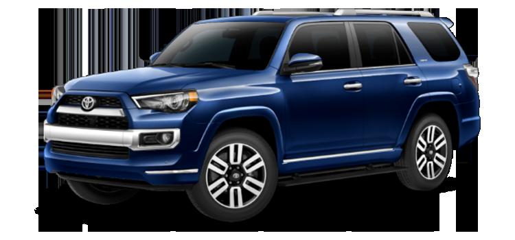new 2019 Toyota 4Runner 4.0L V6 Limited