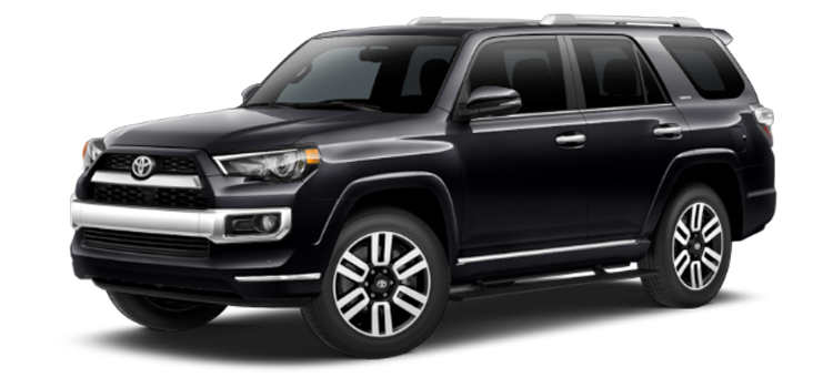 new 2019 Toyota 4Runner 4.0L V6 Limited