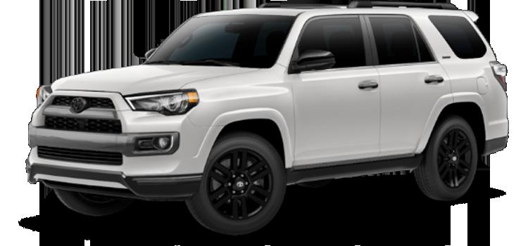 new 2019 Toyota 4Runner 4.0L V6 Limited Nightshade Edition