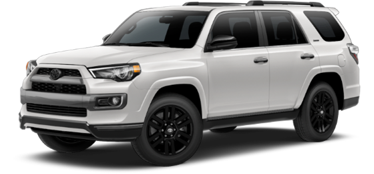 new 2019 Toyota 4Runner 4.0L Limited Nightshade Edition