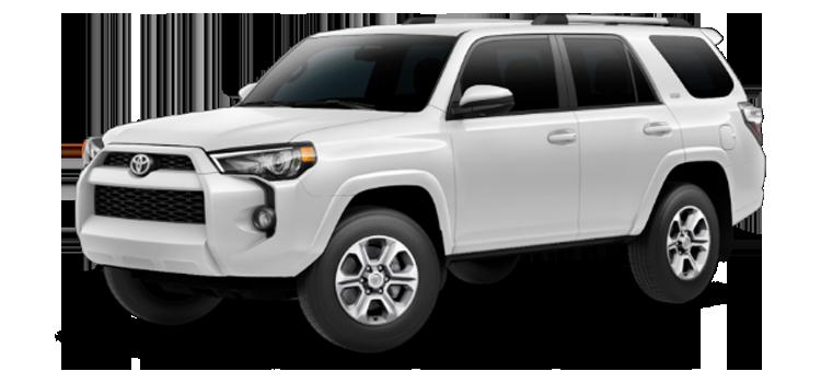 new 2019 Toyota 4Runner 4.0L V6 SR5