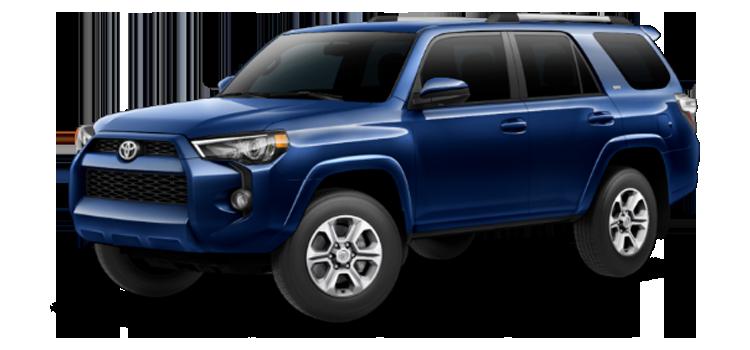New 2019 Toyota 4Runner 4.0L  SR5