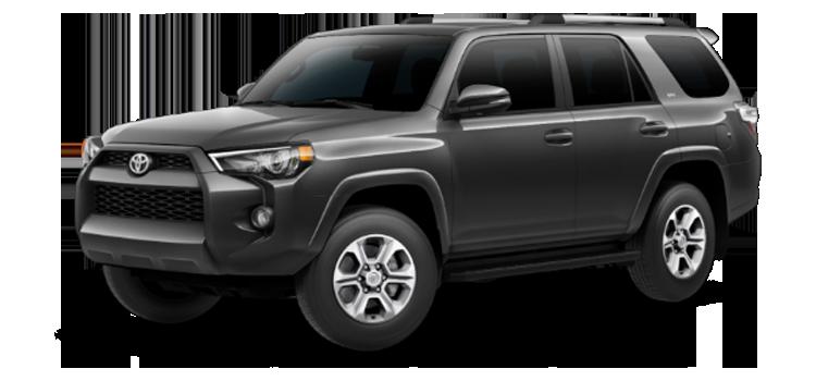 new 2019 Toyota 4Runner 4.0L V6 SR5 Premium
