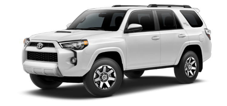 new 2019 Toyota 4Runner 4.0L V6 TRD Off-Road