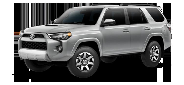 new 2019 Toyota 4Runner 4.0L V6 TRD Off-Road