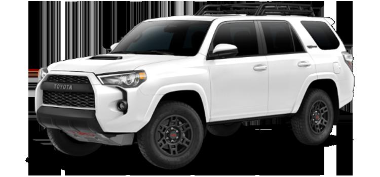 new 2019 Toyota 4Runner 4.0L V6 TRD Pro