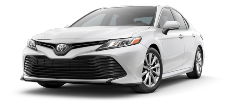 New 2019 Toyota Camry 2.5L LE