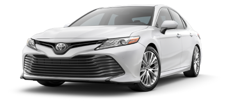 new 2019 Toyota Camry 2.5L 4-Cyl XLE