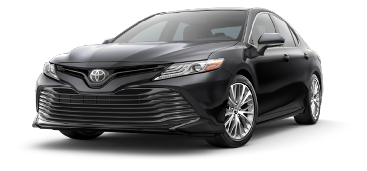 New 2019 Toyota Camry 2.5L  XLE