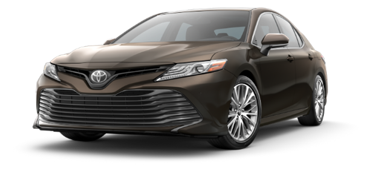 2019 Toyota Camry 2.5L XLE