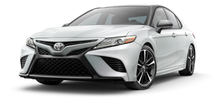 new 2019 Toyota Camry 2.5L 4-Cyl XSE