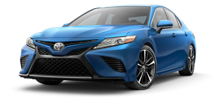new 2019 Toyota Camry 2.5L XSE