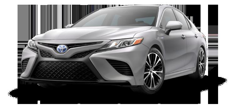 New 2019 Toyota Camry Hybrid SE