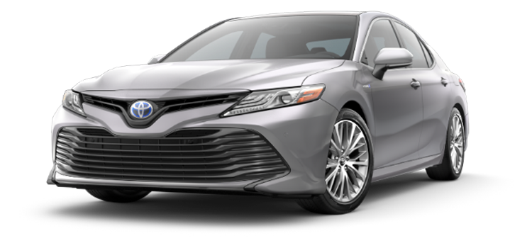 new 2019 Toyota Camry Hybrid XLE