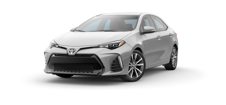 New 2019 Toyota Corolla SE 4D Sedan