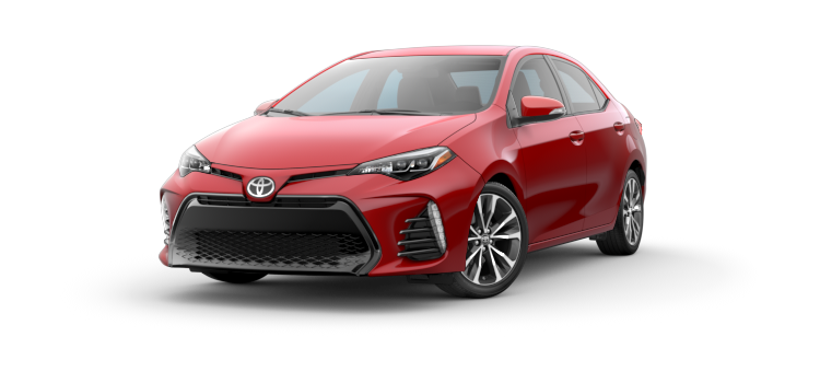 new 2019 Toyota Corolla SE