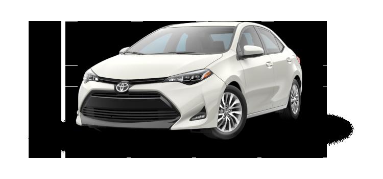 new 2019 Toyota Corolla XLE
