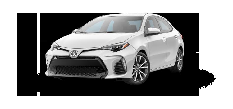 New 2019 Toyota Corolla XSE