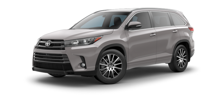new 2019 Toyota Highlander V6 SE