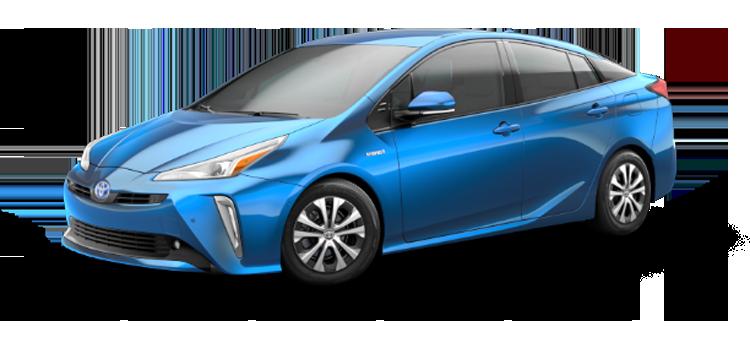 New 2019 Toyota Prius