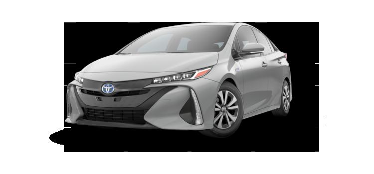 new 2019 Toyota Prius Prime Plus