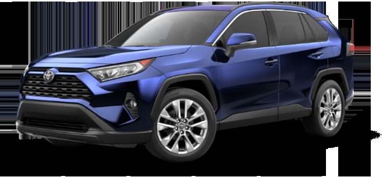 new 2019 Toyota RAV4 XLE Premium