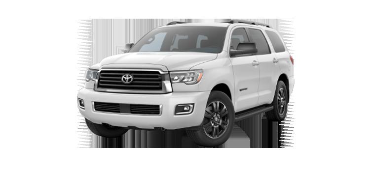 New 2019 Toyota Sequoia TRD Sport