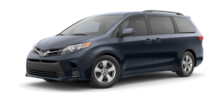 New 2019 Toyota Sienna with Auto Access Seat LE