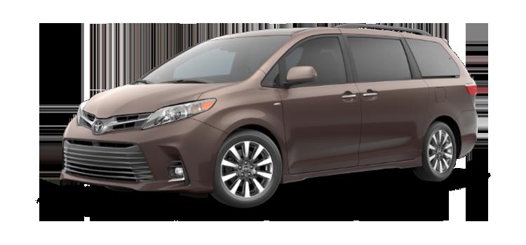 new 2019 Toyota Sienna 7 Passenger XLE