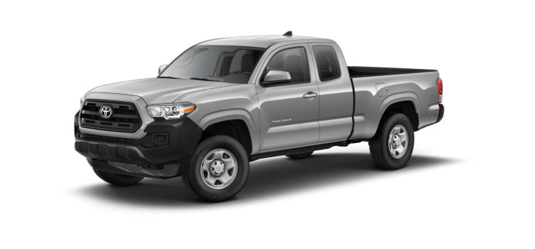New 2019 Toyota Tacoma Access Cab 4-Cylinder SR