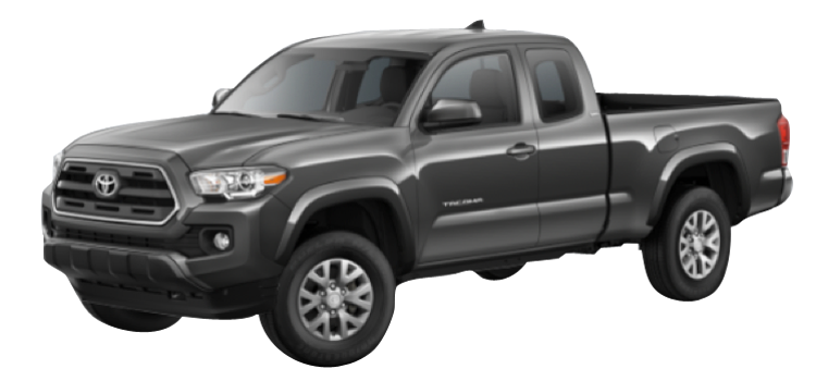 New 2019 Toyota Tacoma Access Cab 4 Cylinder Sr5 Vin