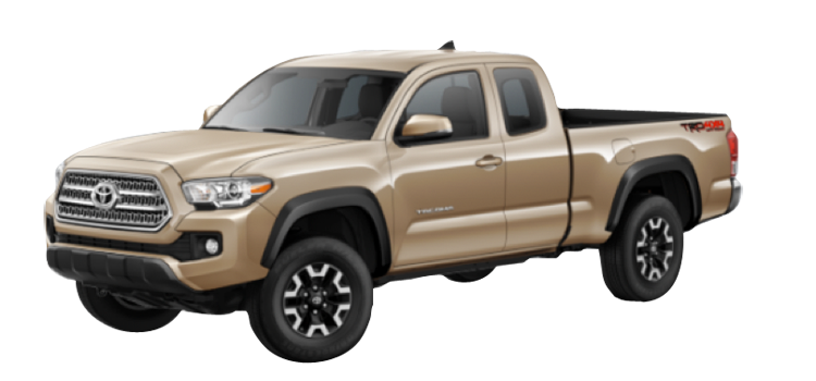 New 2019 Toyota Tacoma Access Cab V6 TRD Offroad