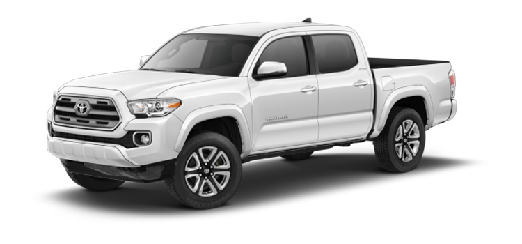 new 2019 Toyota Tacoma Double Cab Double Cab Automatic Limited