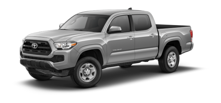 New 2019 Toyota Tacoma Double Cab Double Cab V6 Automatic SR