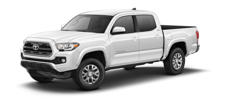 New 2019 Toyota Tacoma Double Cab Double Cab Automatic Sr5 Vin