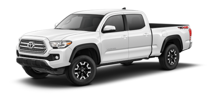 new 2019 Toyota Tacoma Double Cab Double Cab, Automatic, Long Bed TRD Offroad