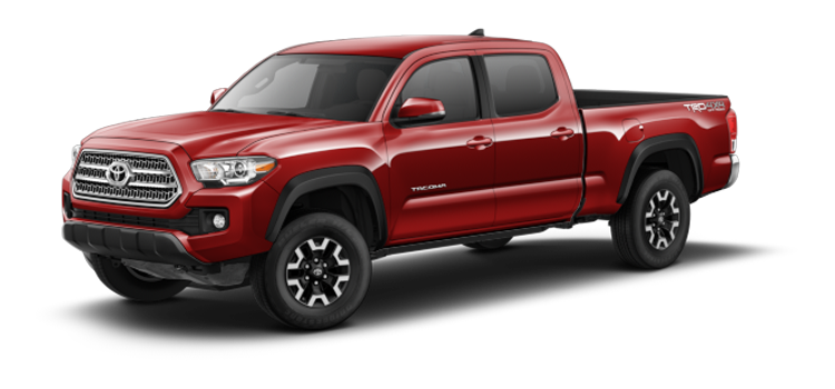 new 2019 Toyota Tacoma Double Cab Double Cab Automatic Long Bed TRD Offroad