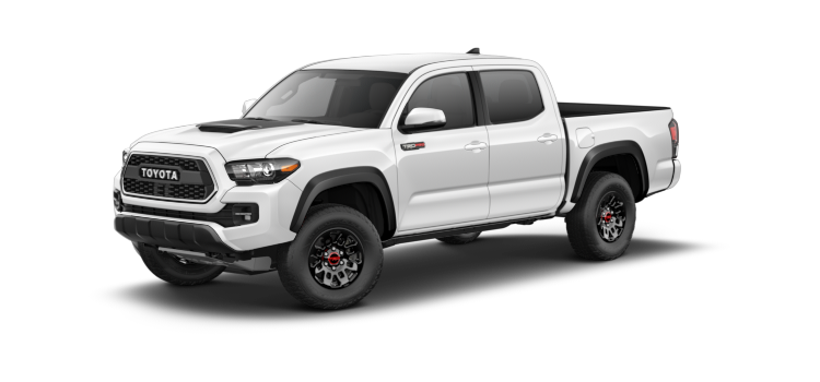 New 2019 Toyota Tacoma Double Cab Double Cab Manual Trd Pro Pickup