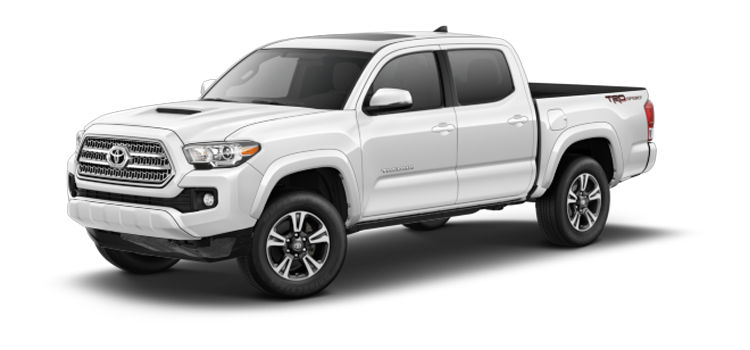 New 2019 Toyota Tacoma Double Cab Double Cab Automatic TRD Sport