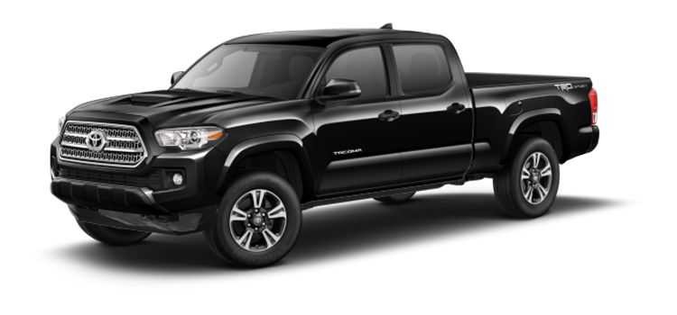 New 2019 Toyota Tacoma Double Cab Double Cab Automatic Long Bed TRD Sport