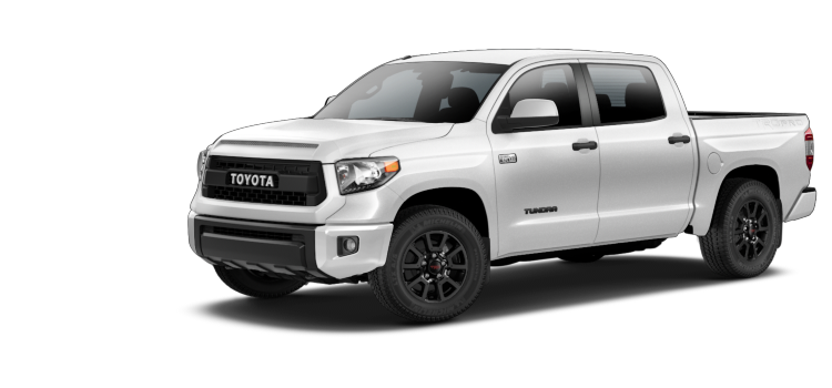 new 2019 Toyota Tundra Crew Max 4x4 5.7L V8 TRD Pro Grade
