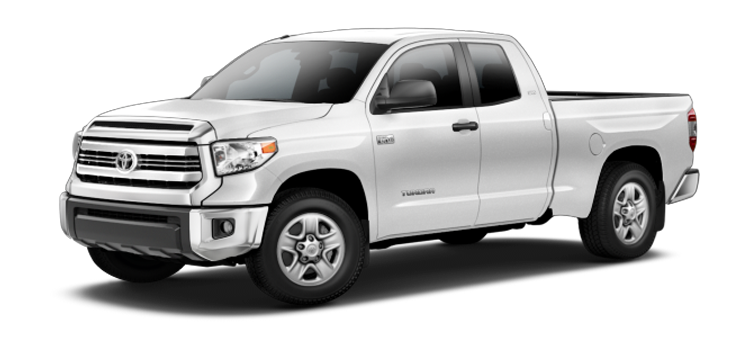 new 2019 Toyota Tundra Double Cab 4x2 5.7L V8 SR5