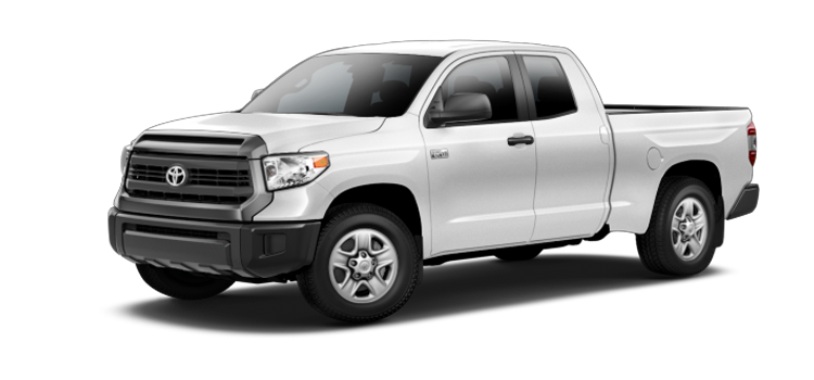 new 2019 Toyota Tundra Double Cab 4x4 4.6L V8 SR Grade