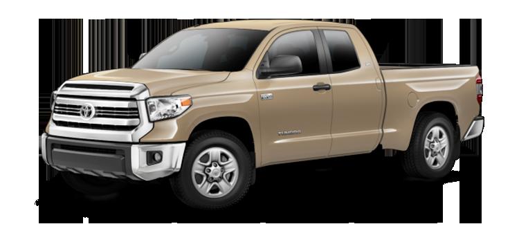 new 2019 Toyota Tundra Double Cab 4x4 5.7L V8 FFV SR5
