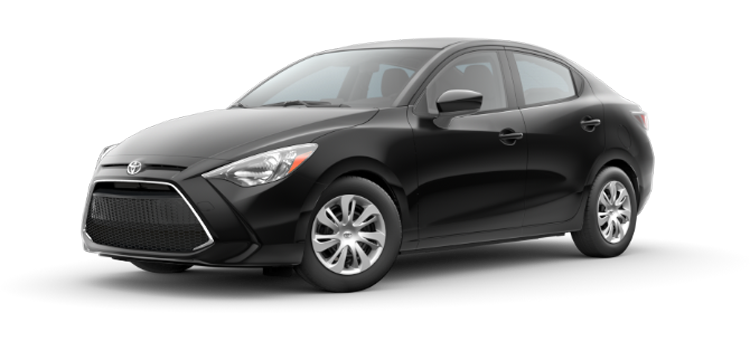 New 2019 Toyota Yaris Automatic L