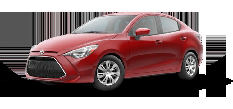 new 2019 Toyota Yaris Manual L Sedan