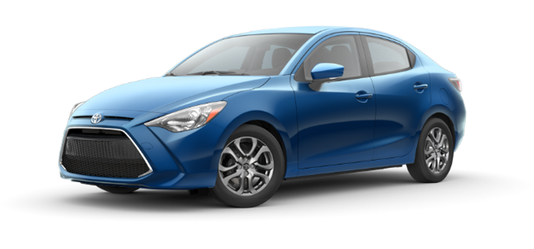 new 2019 Toyota Yaris Automatic LE