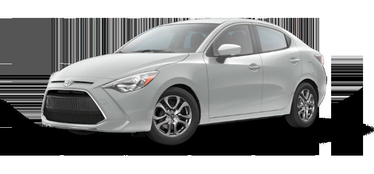 New 2019 Toyota Yaris Manual LE Sedan