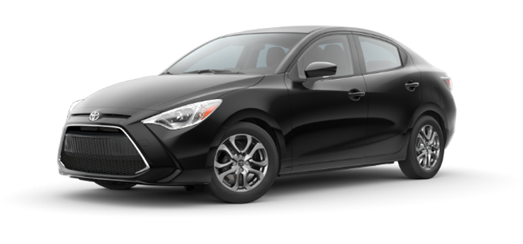 New 2019 Toyota Yaris Automatic XLE Sedan