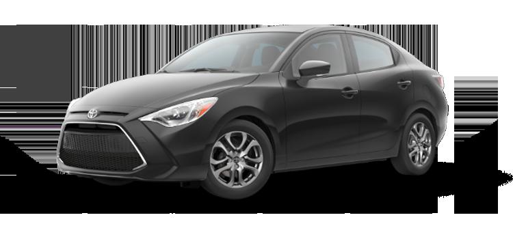 new 2019 Toyota Yaris Automatic XLE